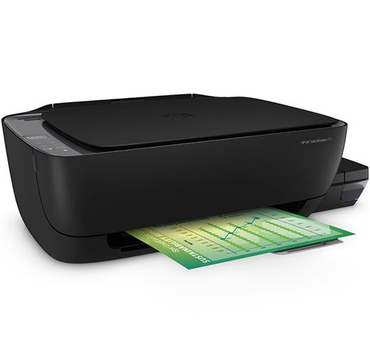 HP410無線彩機